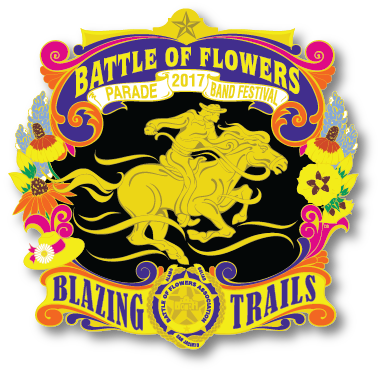 Battle of Flowers logo