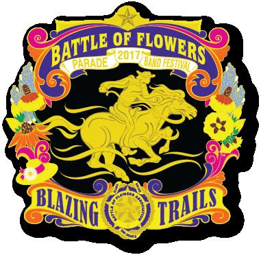 Battle of Flowers logo