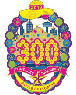 Battle of Flowers Logo 2018